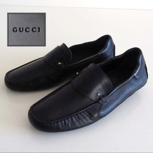 GUCCI Hysteria crest loafers 8 1/2 G / 9 - 9.5 US